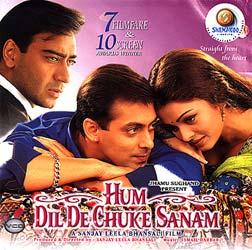 blow hum dil de chuke sanam - Bollywood Love Triangle