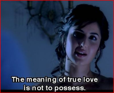 wisdom of bollywood.love.katrina in namaste london