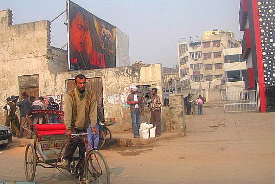 Ghajini. Delhi.India.08.09
