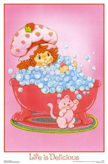 Strawberry-ShortcakeLife-is-Delicious-Poster-C10314364