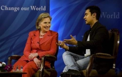 India Clinton