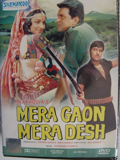 mera desh in hindi Mera gaon mera desh (hindi: मेरा गाँव मेरा देश) is a 1971 indian film made by raj khosla, starring dharmendra in the lead role and also vinod khanna as the villain it was a box office success havaldar major jaswant singh (jayant) makes a citizen's arrest of petty thief ajit (dharmendra.