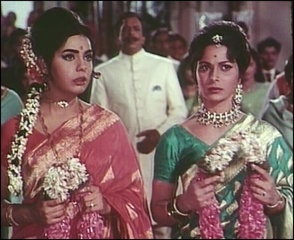 Ram Aur Shyam  1967  and the Dramatic Birthday Party    Bollywood Food