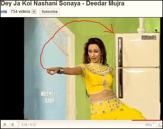 Nargis & Deedar: The Art of the Refrigerator Mujra